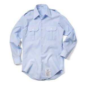Air Force Shirts - NWT - Air Force poly cotton dress shirt